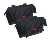 """Skil 12"""" x 6"""" x 5"""" (2 Pack) Replacement Tool Bag # 2610920201-2PK"""