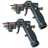 Ryobi 2 Pack Of Genuine OEM Replacement Spray Guns # 303304001-2PK