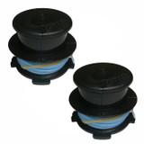McCulloch 2 Pack of Genuine OEM Replacement Spools # 577616712-2PK