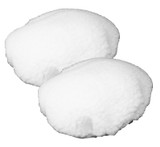 Black and Decker 2 Pack Of Genuine OEM Replacement Wool Bonnets # 580753-01-2PK