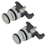 Porter Cable 2 Pack of Genuine OEM Trigger Valve Assemblies # 647620-00-2PK
