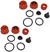 Black and Decker BDPR400 Paint Roller 2 Pack End Cap Assembly # 5140102-30-2PK