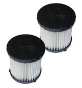 DeWalt DCV580 OEM Replacement Filter Assembly, 2 Pack # 5140128-57-2PK