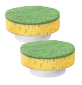 Black and Decker PKS150/PKS210 2 Pack Yellow/Green Scrub Pad # 478056-00-2PK