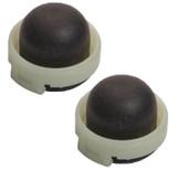 Oregon 49-058 (2 Pack) Primer Bulb Replaces Briggs & Stratton 494408
