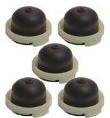 Oregon 49-079 (5 Pack) Primer Bulb Replaces Briggs & Stratton 496115