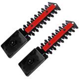 Homelite 2 Pack Of Genuine OEM Replacement Blade Assemblies # 31106251G-2PK