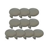 Ryobi 10 Pack of OEM Replacement Spool Caps # 3411546BG-10PK