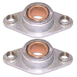 Murray Craftsman (2 Pack) Bearing & Retainer Assembly # 334163MA-2PK