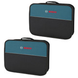 Bosch 25618-02 2 Pack of Genuine OEM Replacement Tool Bags # 2610034021X-2PK