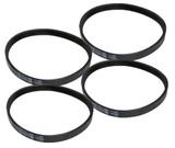 Bosch 1594/1594K/PL1682 Planer (4 Pack) Grooved Drive Belt # 2609100410-4PK