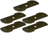 Black and Decker EH1000 Replacement (5 Pack) Lawn Edger Blade # 243801-02-5PK