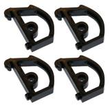 Black and Decker WM225 & WM425 Replacement (4 Pack) Leg Catch # 242416-00-4PK