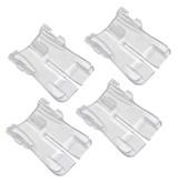 Bosch 4 Pack Of Genuine Anti-splinter Plates # 2601016093-4PK