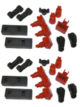 Black and Decker WM225 Workmate 2 Pack Hardware Bag W/Swivel Pegs 242829-03-2PK
