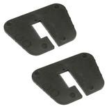 Skil 3386-012 Pack of Genuine OEM Replacement Throat Plates # 1619PA2608-2PK