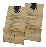 Bosch 3931/3931A/3931A-PB (2 Pack) Vacuum Paper Filter Bag # 1609203N74 -2PK