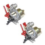 Homelite 2 Pack of Genuine OEM Carburetor Assemblies # 16100-Z440210-QG00-2PK
