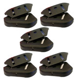 Murray Craftsman (5 Pack) Replacement Skid Height Adjustment # 1740912BMYP-5PK