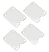 """Stanley Bostitch MIIIFS/MFN-201 Nailer Replacement 4 Pack 3/4"""" Shoe # 175794-4PK"""