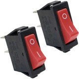 Ryobi P739 2 Pack of Genuine OEM Replacement On/Off Switches # 079077062065-2PK