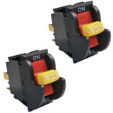 Ryobi 2 Pack of Genuine OEM Switches For BS904G, BS904 # 089120406711-2PK