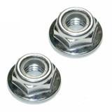 Ryobi Lawn Edger Replacement Lock Nuts # 099078001002-2PK
