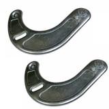Ryobi Lawn Edger Replacement Wheel Mounting Plates # 099078001018-2PK