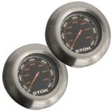Stok 2 Pack Of Genuine OEM Replacement Temperature Gauges # 081001013039-2PK