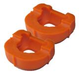 Ridgid R250SFA Nailers (2 Pack) Replacement No-Mar Pad # 079003001105-2PK
