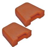 Ridgid R213BNA Nailers (2 Pack) Replacement No-Mar Pad # 079007001093-2PK