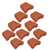Ridgid R213BNA Nailers (10 Pack) Replacement No-Mar Pad # 079007001093-10PK