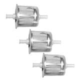 Oregon 07-104 (3 Pack) In-Line Fuel Filter For Kubota # 07-104-3PK