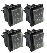 Ryobi RAP200B Paint Station 4 Pack Replacement On/Off Switch # 039747001087-4PK