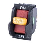 Skil 3335-07 Genuine OEM Replacement Switch Key # 2610958787