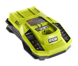 Ryobi P117 - 18v One+ Dual Chemistry 30 Minute Charger # 140173003
