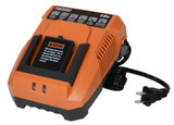 Ridgid R86091 18 Volt Dual-Chemistry Battery Charger # 140189005