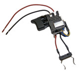 Ryobi P206 Drill-Driver Replacement Switch Assembly # 270001453