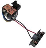 Ryobi HJP001K/CD100 Toro HJP002 12V Drill Replacement Switch Assembly # 270001455