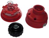 Homelite UT-21506 - UT-21907 Trimmer .080 Spool Assembly & Cap # 120151001