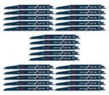 Bosch 25 Pack of Genuine Recip Blades # RDN9VB-25PK