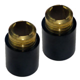 Porter Cable 347/447/743 Saw Replacement (2 Pack) Brush Holder # 876058-2PK