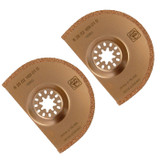 Fein 2 Pack Of Genuine OEM Replacement Thin Grout Blades 63502169000-2PK