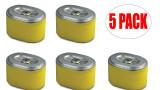 Oregon 30-802 Air Filter 5 Pack of 30-404