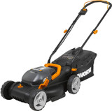 WORX WG779.9 40V Power Share 4.0 Ah 14 Inch Lawn Mower (Bare Tool Only)