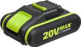 Rockwell Genuine OEM 20v 2.0 Ah MAX Lithium-Ion Battery # RW9351