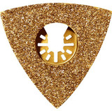 Rockwell Sonicrafter Multitool Triangular Carbide Grit Rasp Blade with Universal Fit # RW8923