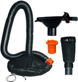 WORX LeafPro Universal Leaf Collection System for All Major Blower/Vac Brands # WA4058