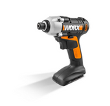 WORX 20V Impact Driver, Bare Tool Only # WX291L.9