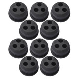 Echo 10 Pack of Genuine OEM Replacement Grommets # 13211546730-10PK